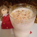 Коктейль Молочный с клубникой