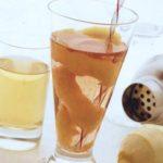Коктейль Лимонно-яблочный