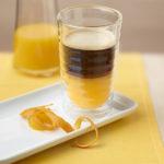 Коктейль кофейно-апельсиновый