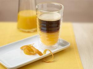 Напиток кофейно-апельсиновый