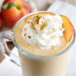 Коктейль кофейно-персиковый