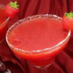 Коктейль «Клубничная Маргарита» (Strawberry Margarita)