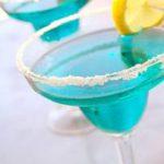 Коктейль «Голубая Маргарита» (Blue Margarita)
