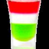 Коктейль Итальянский флаг