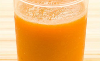 Сливочно-морковный